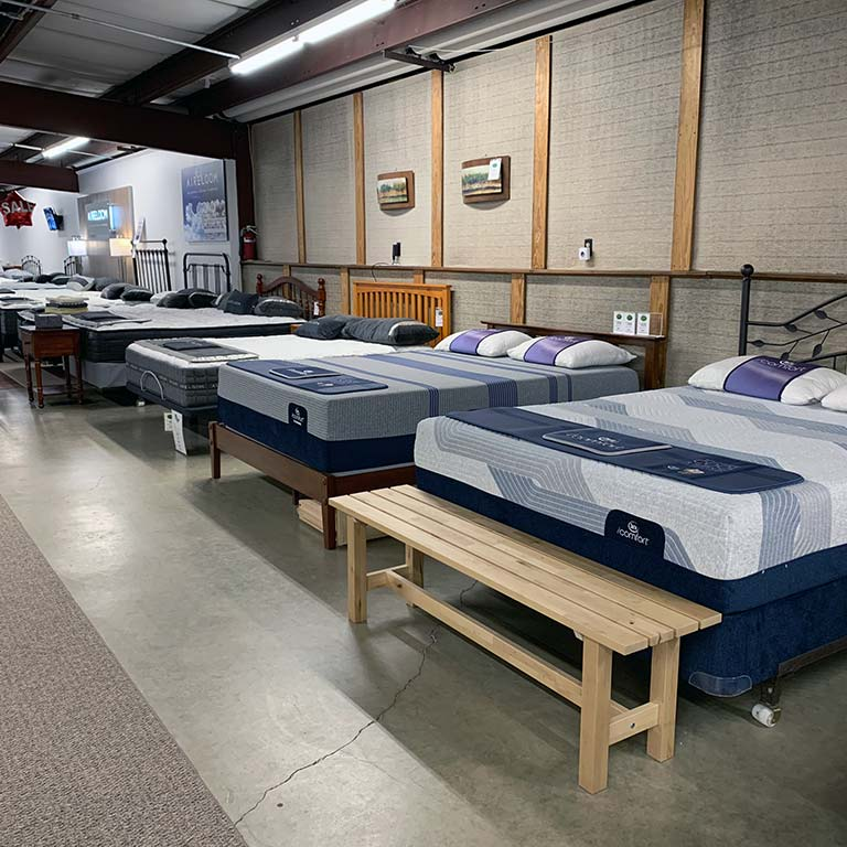 Maine Furniture Store Offering Living Room Furniture Dining Room - Different types of mattresses