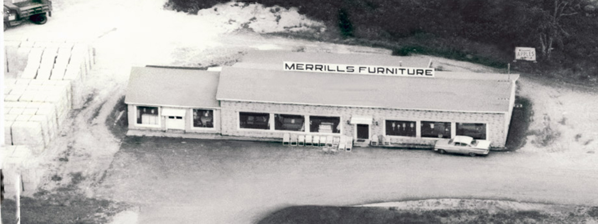 ... Dining Room Furniture, Beds And Mattresses, Home Office, Entertainment  Centers, Leather Furniture And Flooring At Merrill Furniture In Ellsworth,  Maine.