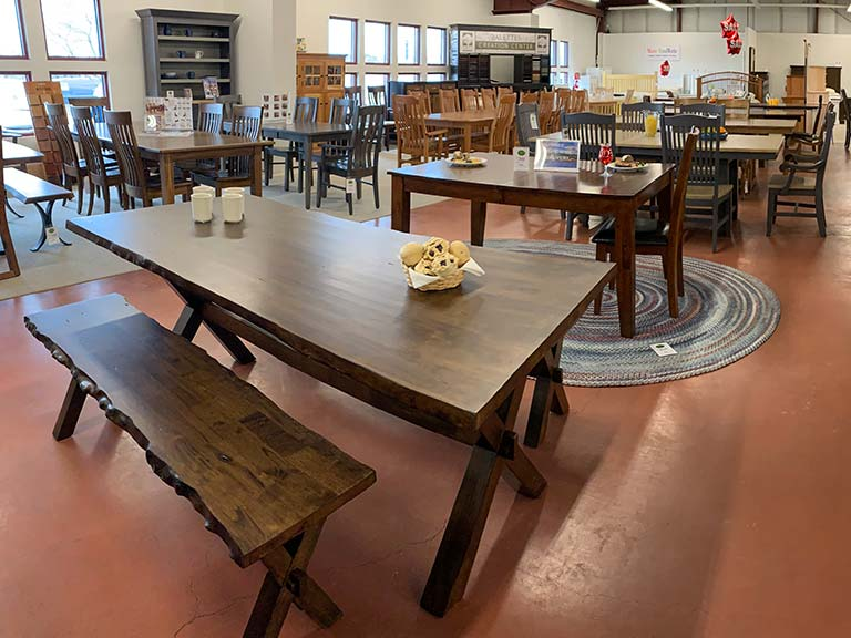 Maine furniture store offering living room furniture, dining ...