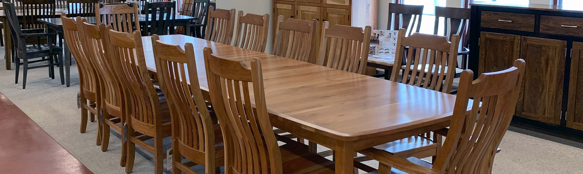 With This Being Said We Understand The Importance Of Offering A Large Variety Dining Room Sets To Accommodate Families Both And Small