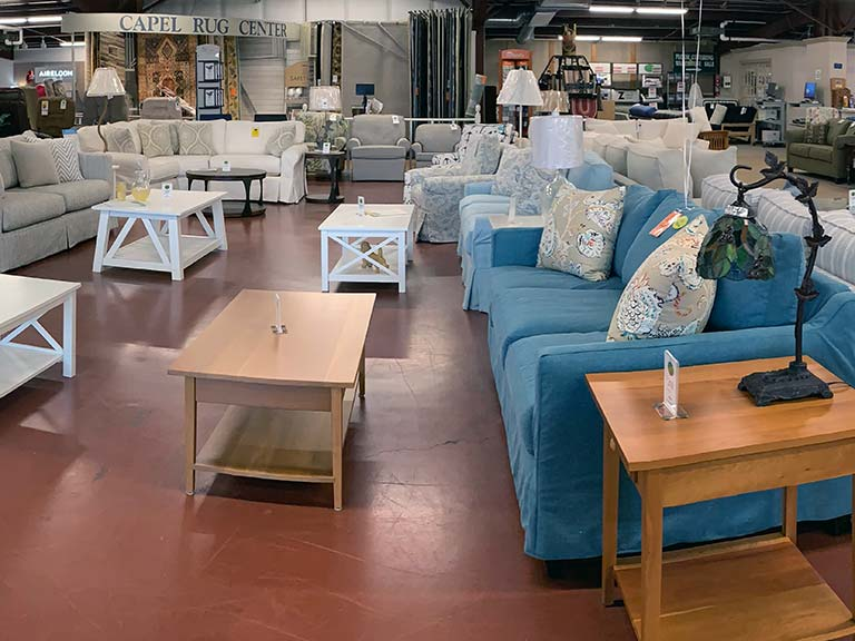 Maine Furniture Offering Living